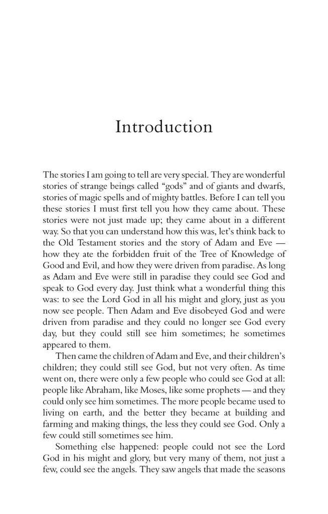 Floris Books Norse Mythology: Waldorf Education Resources