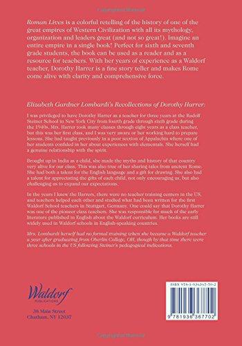 Waldorf Publications Roman Lives