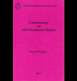 Rudolf Steiner College Press Commentary on Old Testament Stories