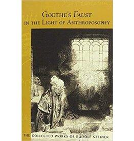 Steiner Books Goethe's Faust in the Light of Anthroposophy