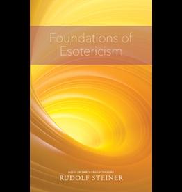 Rudolf Steiner Press Foundations of Esotericism
