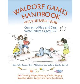 Hawthorn Press Waldorf Games Handbook For The Early Years