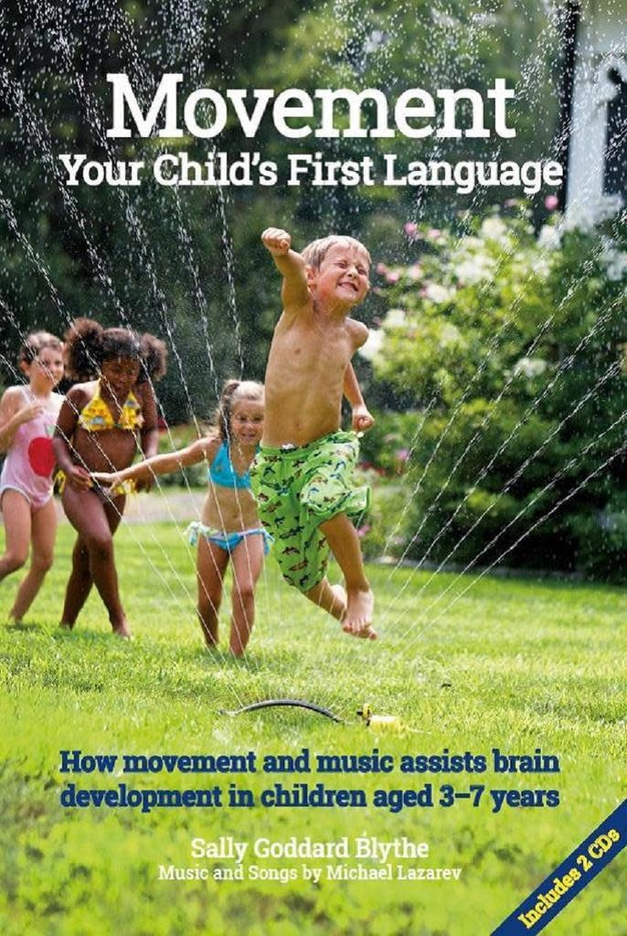 Hawthorne Press Movement, Your Child's First language (book with 2 cds)