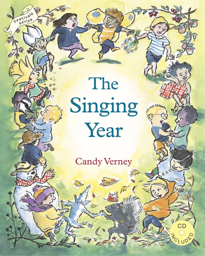 Hawthorne Press The Singing Year: Songbook And Cd For Singing With Young Children