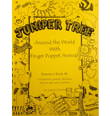 Story Arts Publications Juniper Tree - Around the World with Finger Puppet Animals