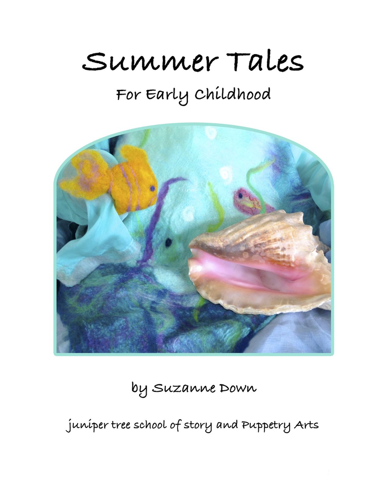 Story Arts Publications Summer Tales: For Early Childhood