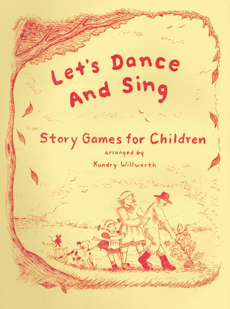 Mercury Press Let's Dance and Sing: Story Games for Children