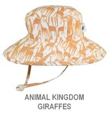 Puffin Gear Child Sun Protection Sunbaby Hat-Cotton Prints