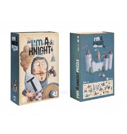 Londji Puzzle - I'm a Knight