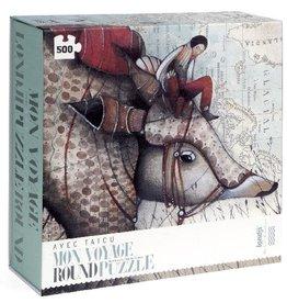 Londji Puzzle - Mon Voyage avec Tatou 500pc