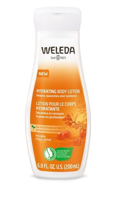 Weleda Hydrating Body Lotion