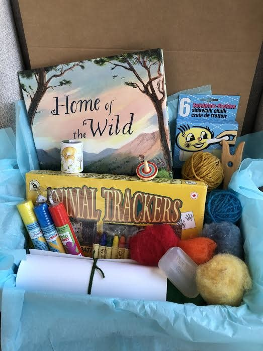 Paper Pipit The Wonder Camp Box