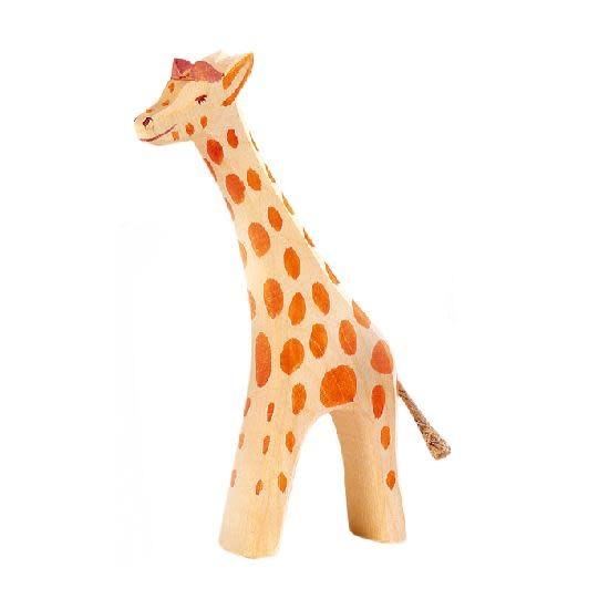 Ostheimer Giraffe running