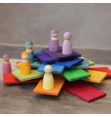 Grimm's Element - Building Boards, Rainbow