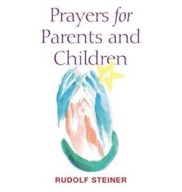 Rudolf Steiner Press Prayers For Parents And Children