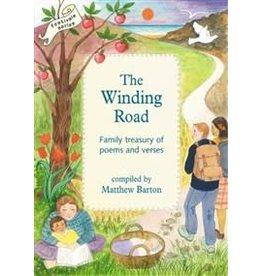 Hawthorne Press The Winding Road: Family Treasury Of Poems & Verses