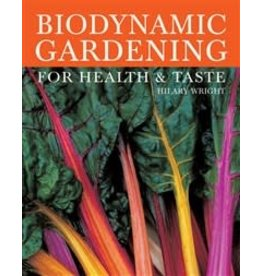 Floris Books Biodynamic Gardening: For Health and Taste