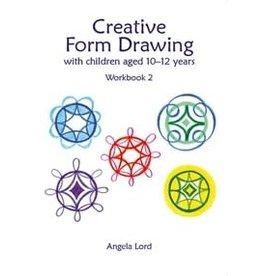 Hawthorne Press Creative Form Drawing with Children Aged 9-12 Workbook 2