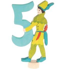 Grimm's Deco fairy figure number 5, Robin Hood