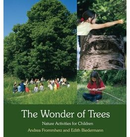 Floris Books The Wonder Of Trees: Nature Activities For Children