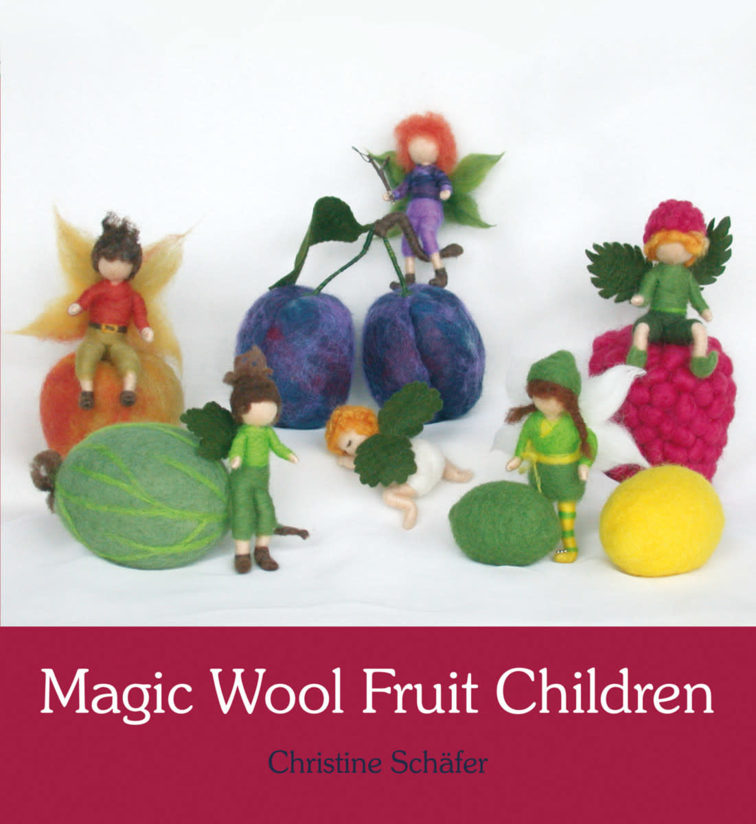 Floris Books Magic Wool Fruit Children