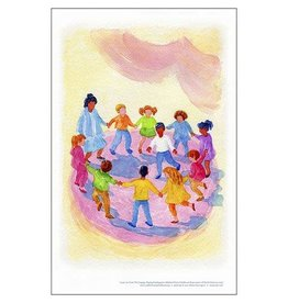 WECAN Press Poster - Cover Art from The Singing Playing Kindergarten