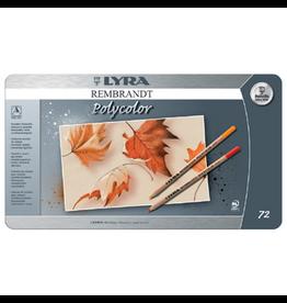 Lyra Lyra Polycolor pencil 72 assorted