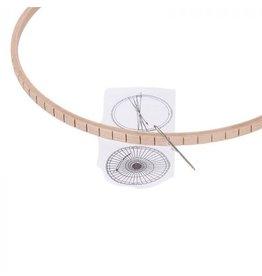Mercurius Weaving frame round