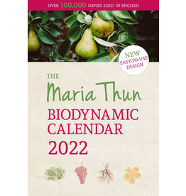 Floris Books The Maria Thun Biodynamic Calendar 2022