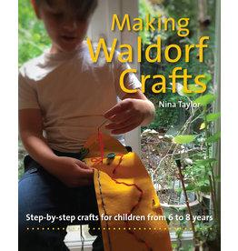 Hawthorn Press Making Waldorf Crafts