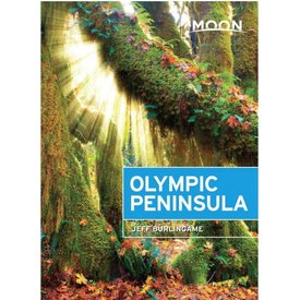 Moon Moon Olympic Peninsula - 3rd Ed