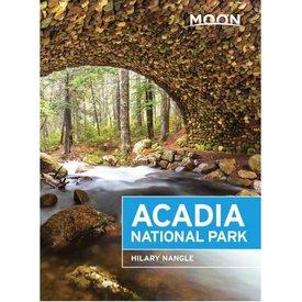 Moon Moon Acadia National Park - 6th Ed