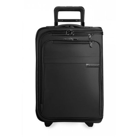 """Briggs and Riley Baseline Domestic 22"""" Carry-On Upright (2 Wheel) Garment Bag"""