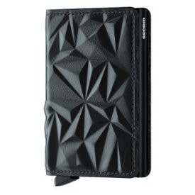 SECRID Secrid RFID Blocking Prism Slim Wallet - Black