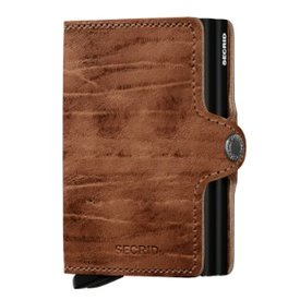 SECRID Secrid RFID Blocking Dutch Marting Twin Wallet - Whiskey