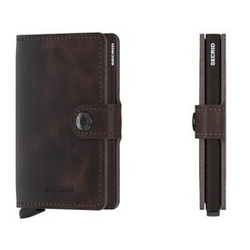 SECRID Secrid RFID Blocking Vintage Mini Wallet