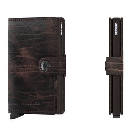 SECRID Secrid RFID Blocking Dutch Martin Mini Wallet