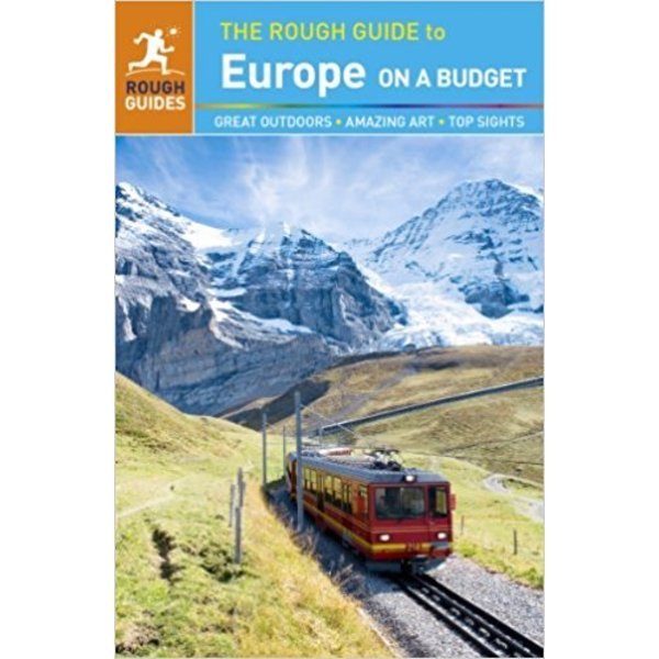 Rough Guide Europe on a Budget