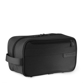 Briggs & Riley Briggs & Riley Baseline Classic Toiletry Kit Black