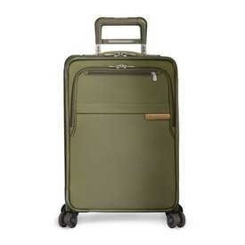 "Briggs & Riley Briggs & Riley Baseline Domestic 22"" Carry-On Expandable Spinner"