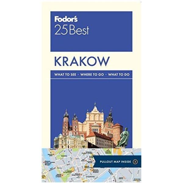 FODOR Fodor's Krakow 25 Best (Full-color Travel Guide) 1st Edition