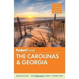 FODOR Fodor's The Carolinas & Georgia (Full-color Travel Guide)