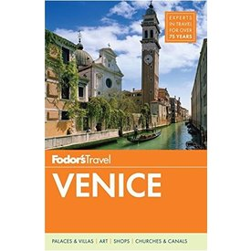 FODOR Fodor's Venice (Full-color Travel Guide) 5TH Edition