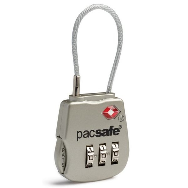 Pacsafe Pacsafe Prosafe 800 TSA 3-Dial Cable Lock