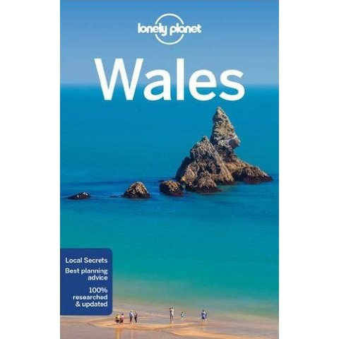 Lonely Planet Wales Travel Guide
