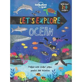 Lonely Planet Lonely Planet Let's Explore... Ocean
