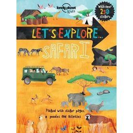 Lonely Planet Lonely Planet  Let's Explore... Safari