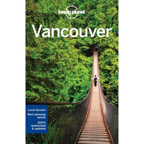 Lonely Planet Vancouver 7th Ed