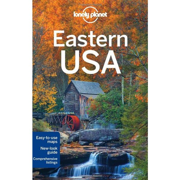 Lonely Planet Lonely Planet Eastern USA (Travel Guide)