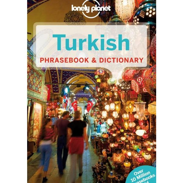 Lonely Planet Lonely Planet Turkish Phrasebook & Dictionary